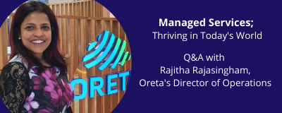 Q&A – Managed Services; Thriving in Today's World
