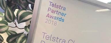 Oreta Highly Commended for Telstra Award