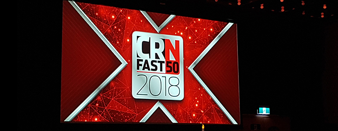 Oreta makes it to the CRN Fast50 Technology list.