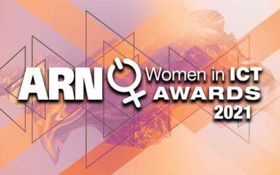 Oreta Business Manager Finalist in Women in ICT Awards